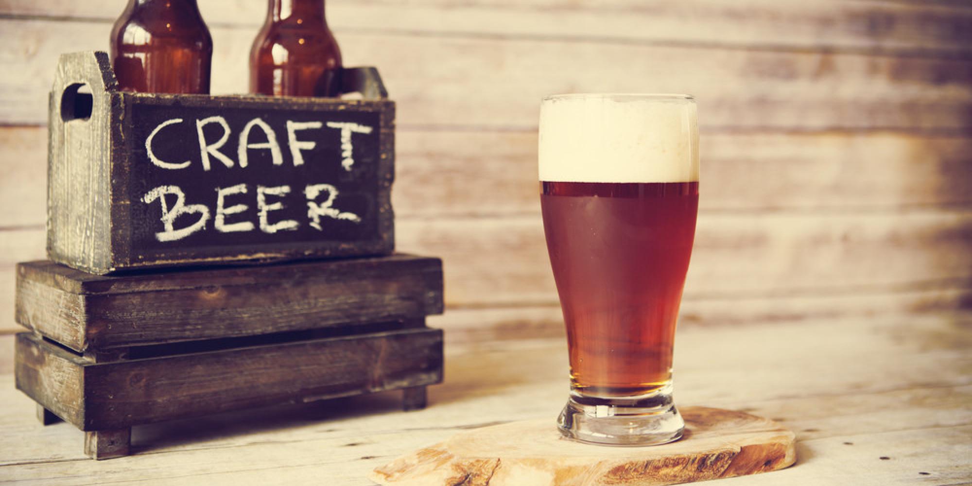 Craft Beers at Redmonds in Dublin