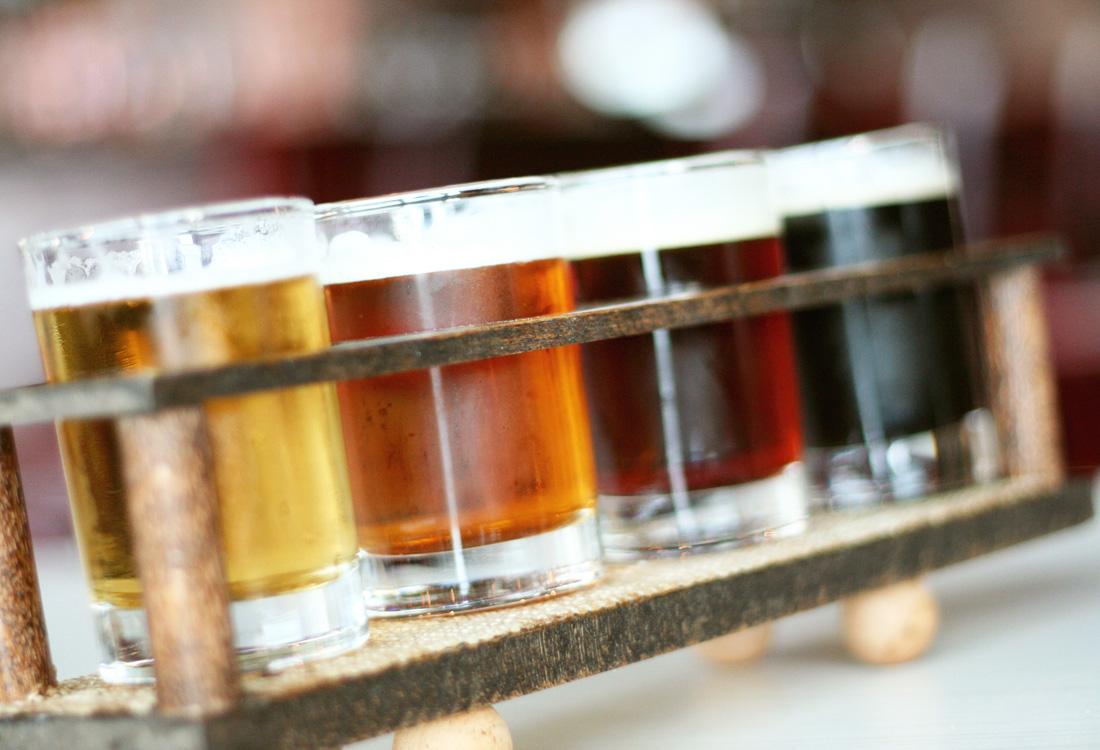 Craft Beer tastings at Redmonds in Dublin