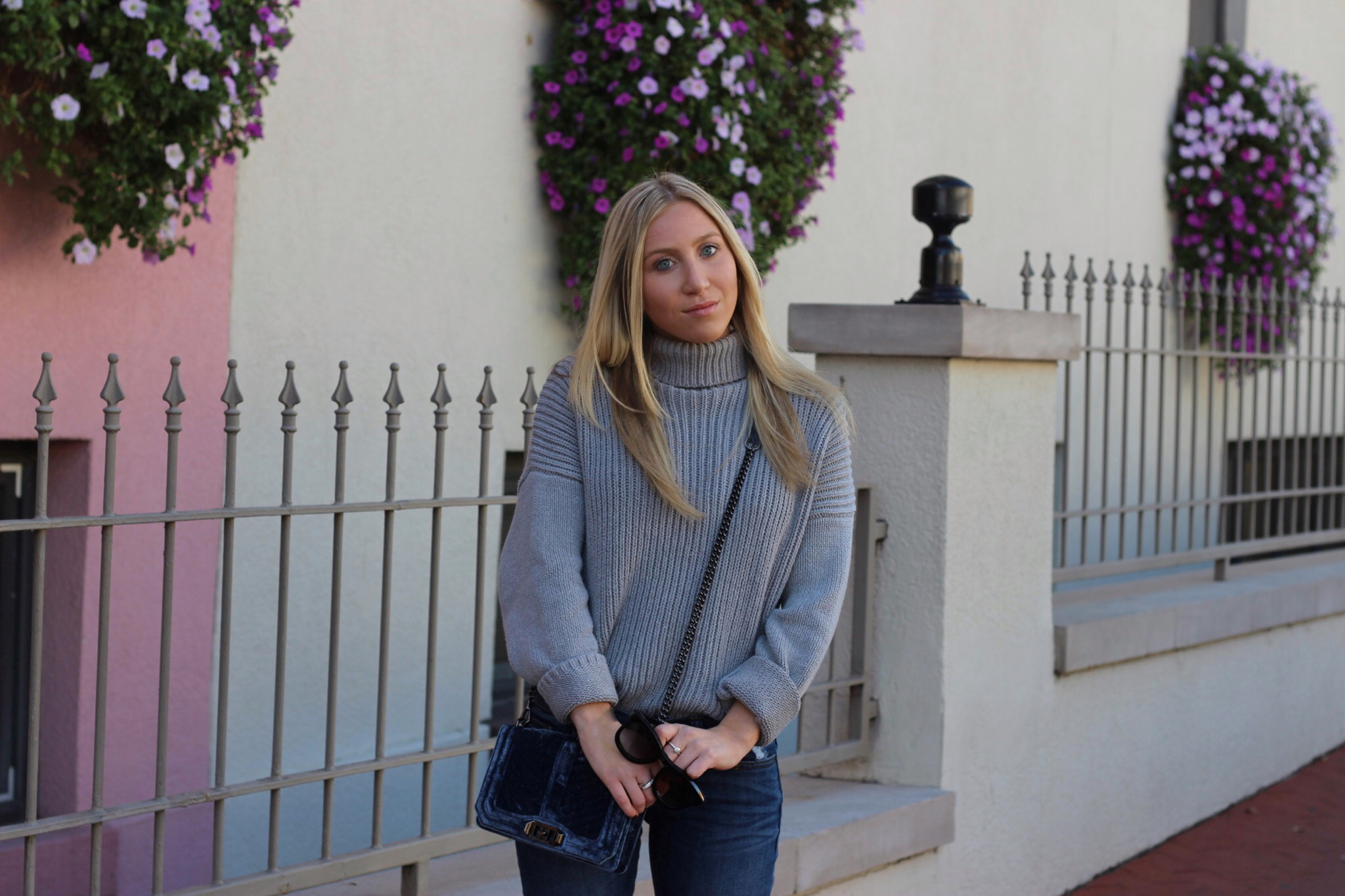 Classic and trendy winter outfit by Au Courant Life