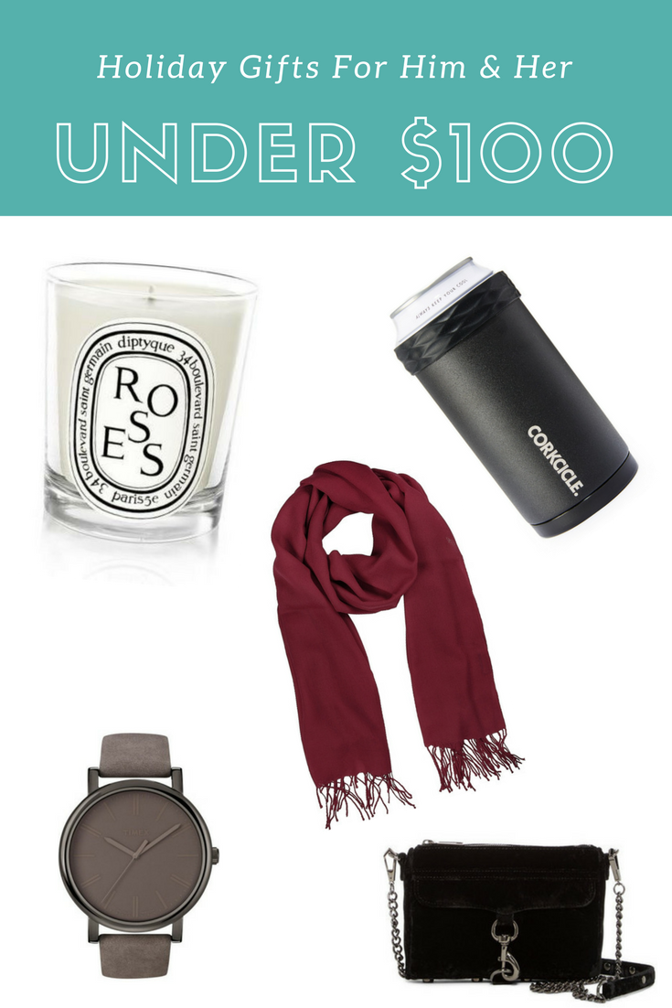 Holiday gift guide for him and her by Au Courant Life