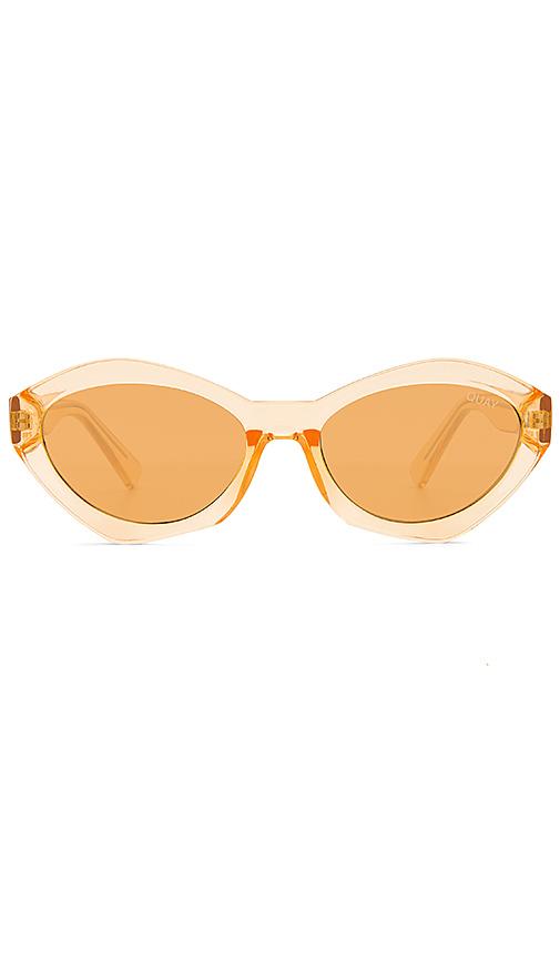 Quay x Kylie As If! in Orange & Orange