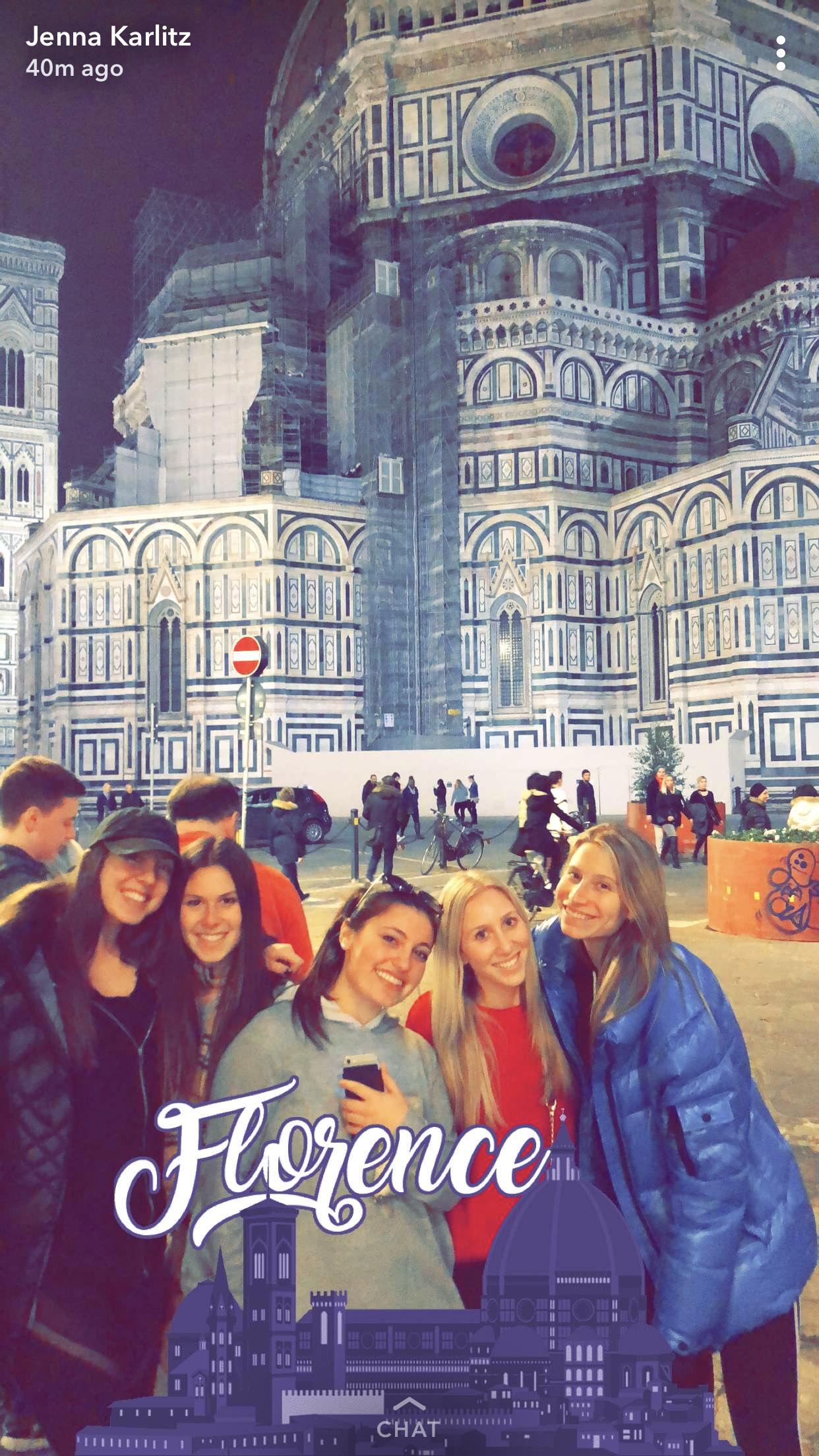 Roommates & Duomo