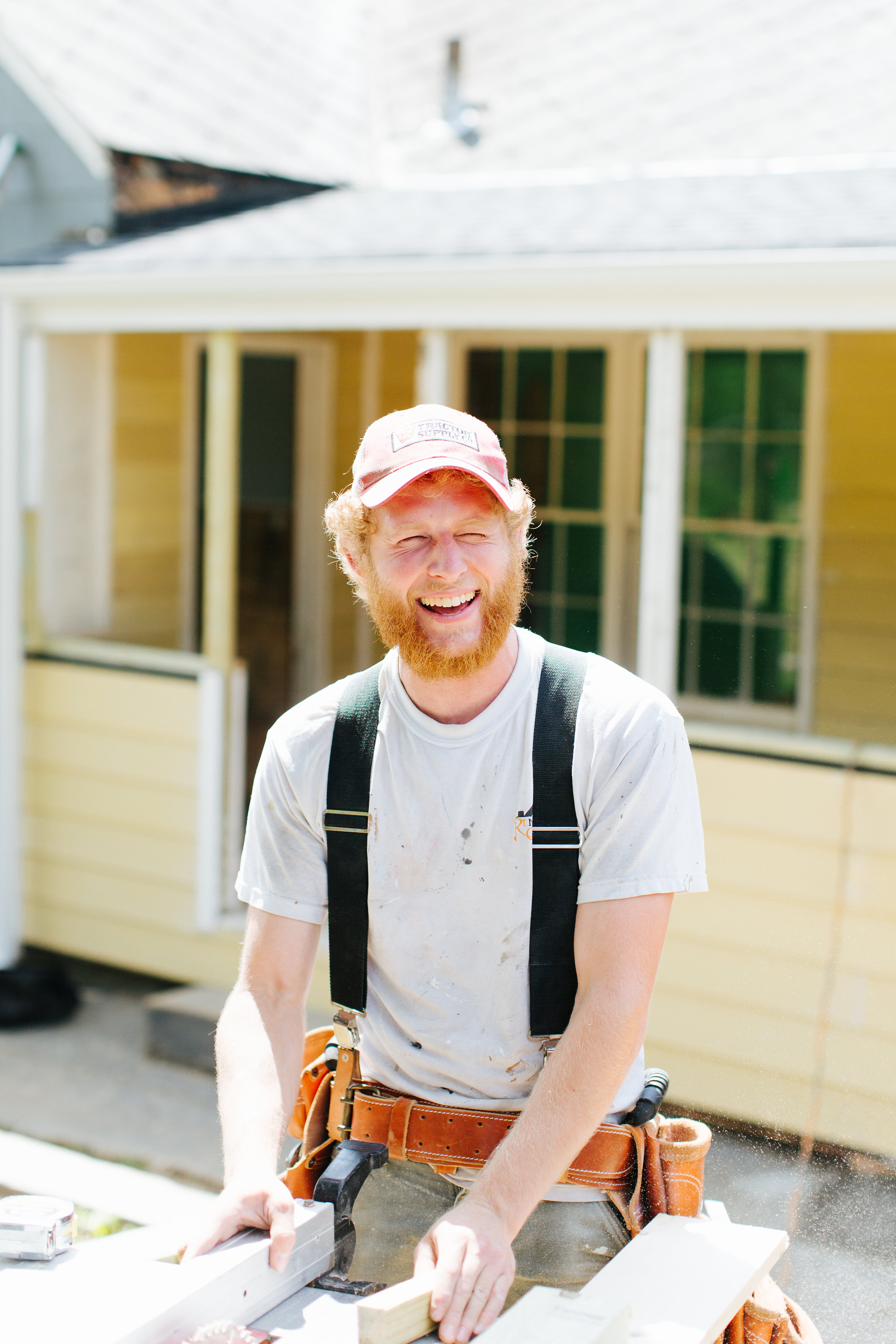 Johnathan Branson   A UT graduate with a heart for downtown Knoxville and restoring the homes in it, he has been a part of our team longer than anyone.