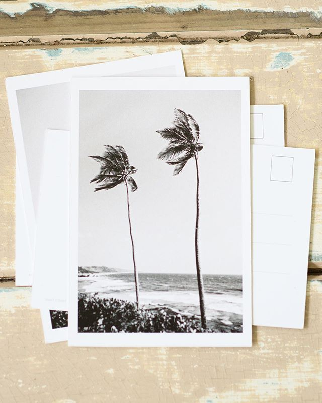 does anyone send postcards anymore?  if you buy them do you actually send them to people or do you just keep them?  i love the idea but i'm not sure i would follow through!  #islandinspired #travel #postcards #travelmemories