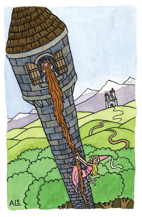 #61 - Fairy Tale