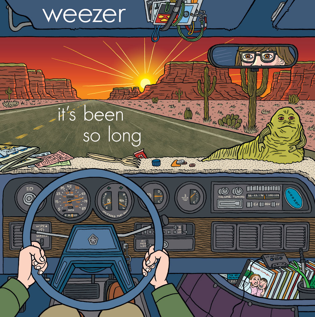 It's Been So Long by Weezer - Front