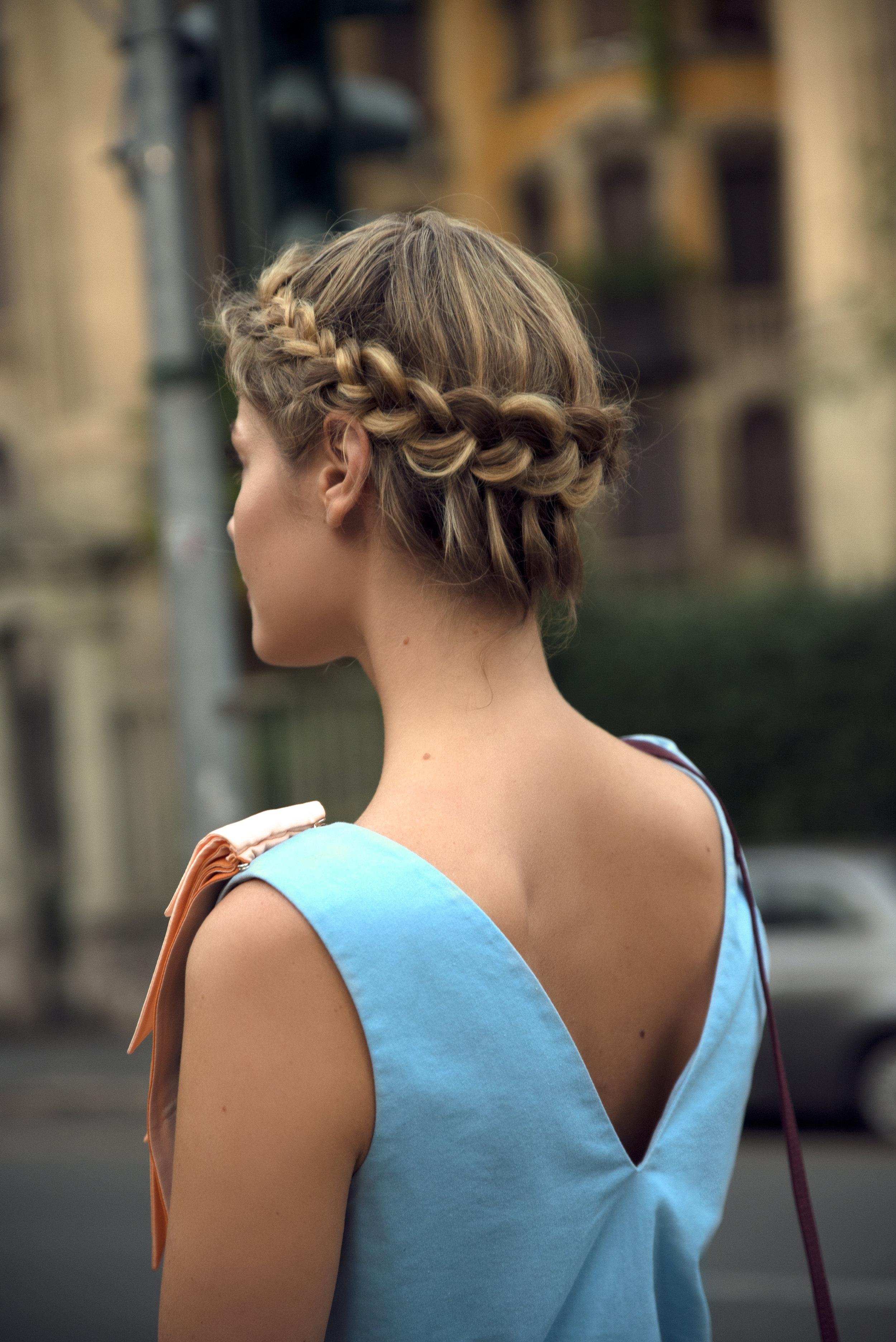 Hair by Mau Time at  Blow Hair Milan Salon