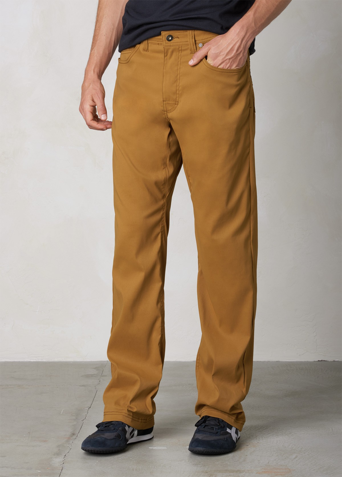 THE BRION'S LOOK MAY BE LEAN, BUT IT PACKS A SERIOUS PUNCH WHEN IT COMES TO RUGGED DURABILITY. THIS ALL-PURPOSE PANT FEATURES THE SAME BENEFITS AS OUR BEST SELLING STRETCH ZION PANT, BUT WITH A SLIM FIT AND SLIGHTLY TAPERED LEGS. WATER AND ABRASION RESISTANT, AND STYLED WITH 5 POCKETS AND A FIXED WAIST, THERE'S NO TELLING WHERE THIS PANT IS GOING TO TAKE YOU.