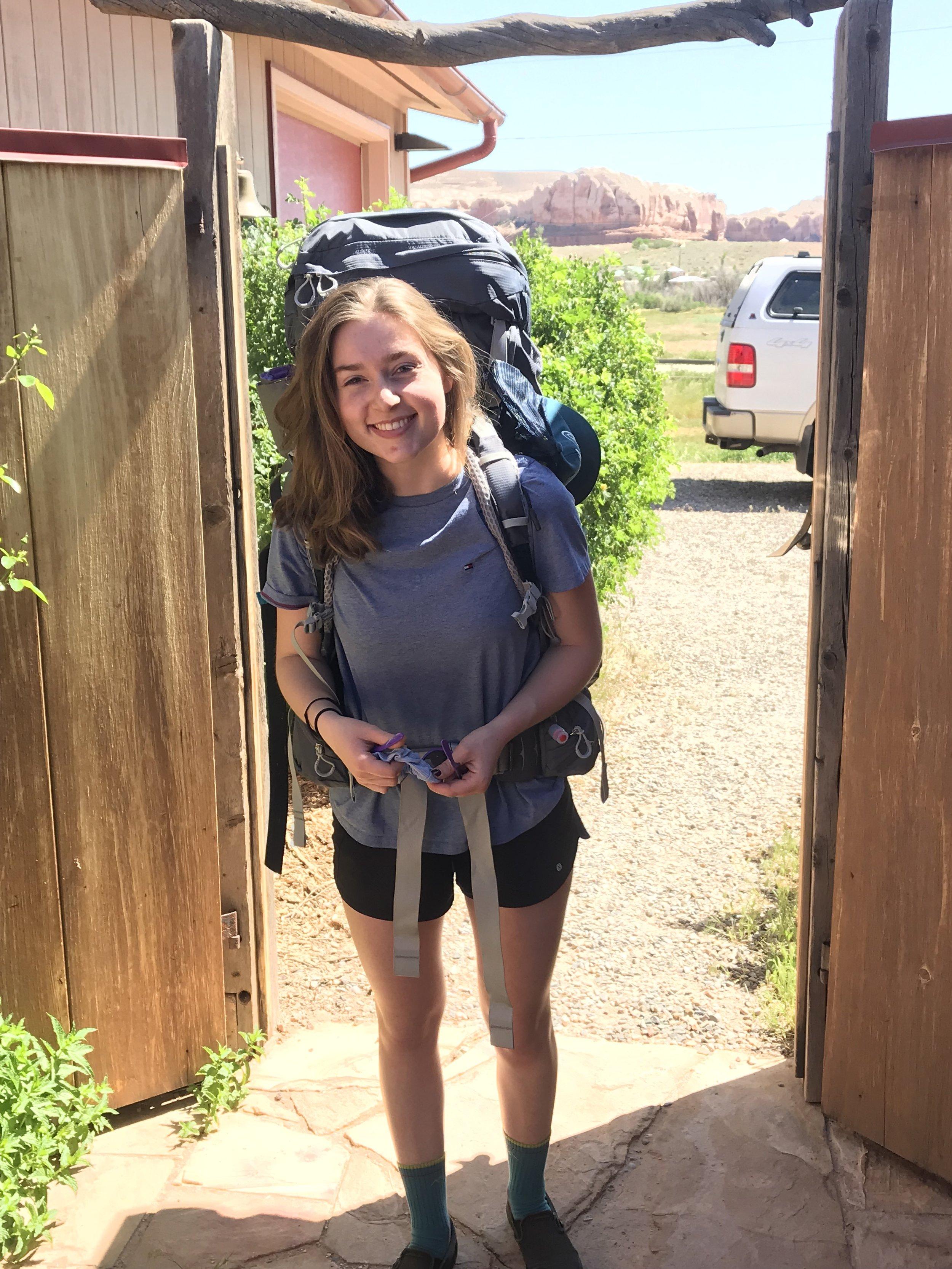women in outdoor recreation