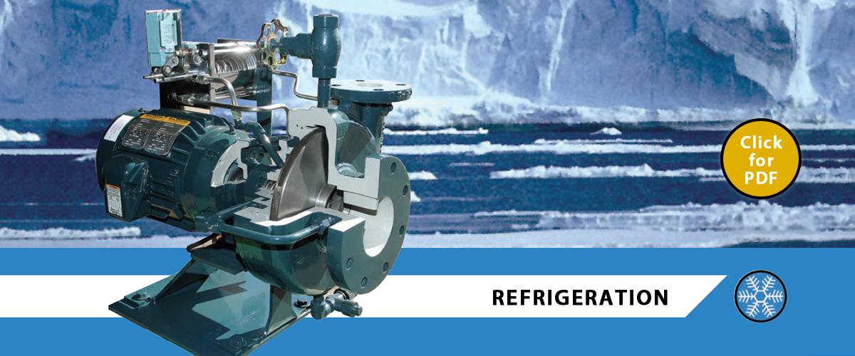 Refrigeration Pumps