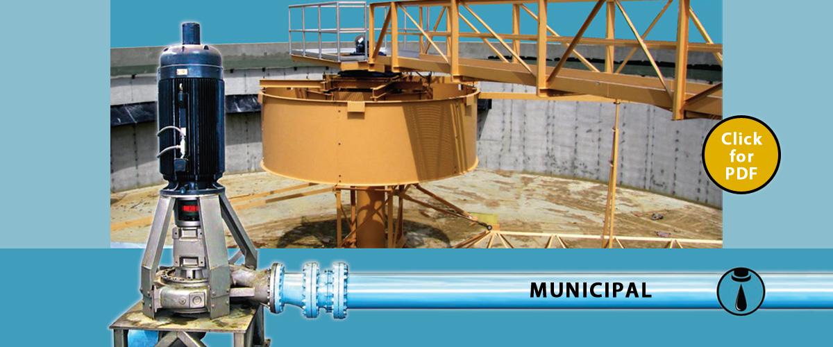 Municipal Pumps