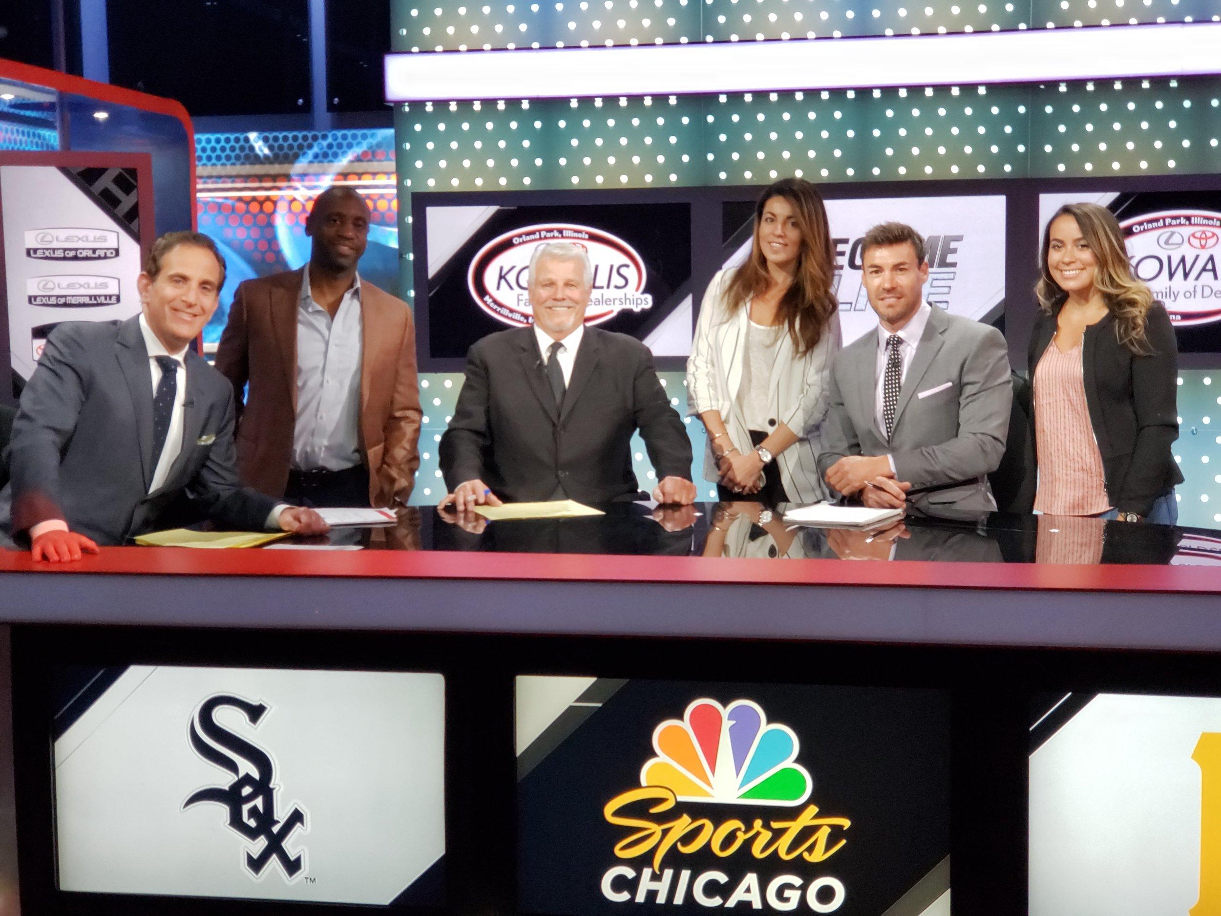 NBC Sports Chicago - NBA Combine