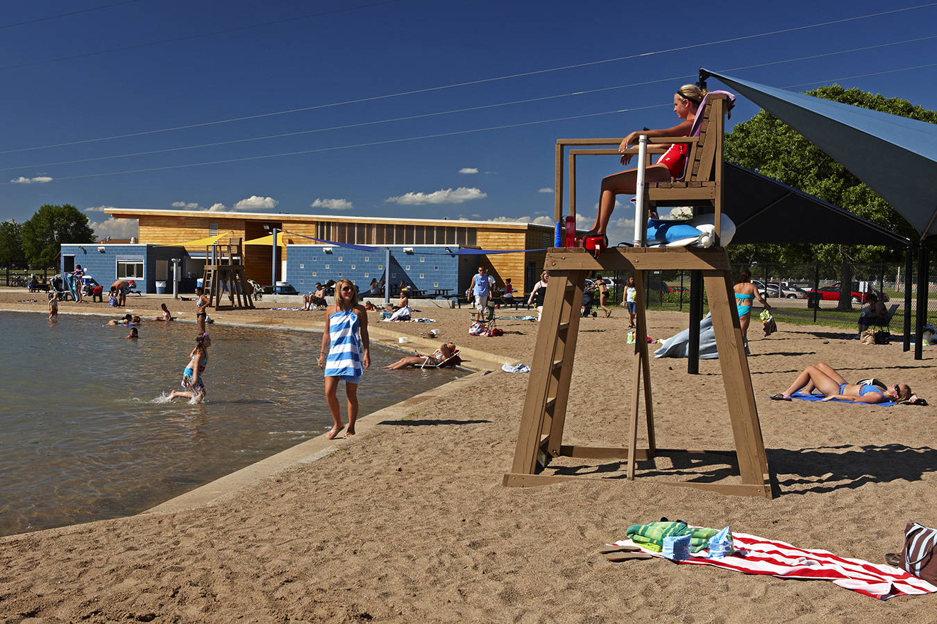 SANDVENTURE AQUATIC FACILITY