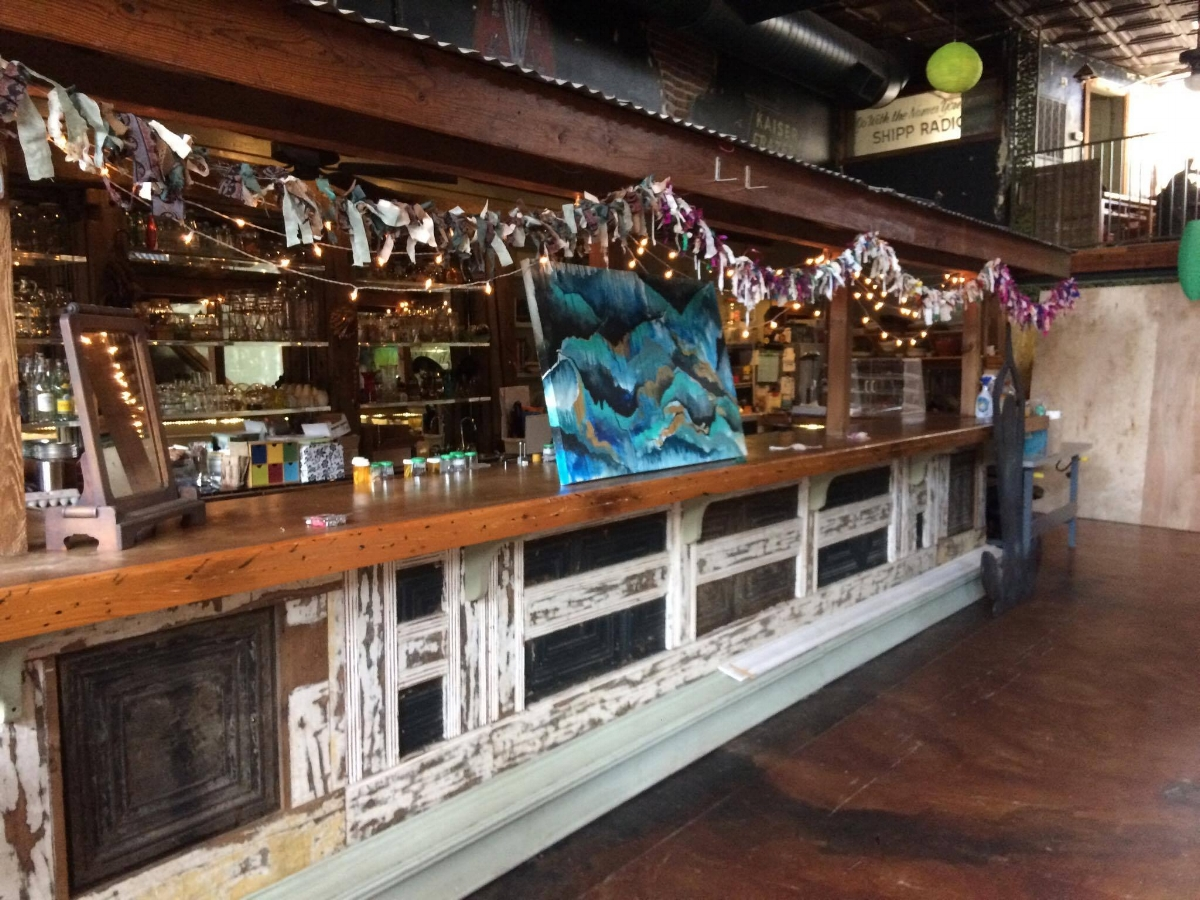 The Agora Borealis - Artist marketplace located in downtown Shreveport