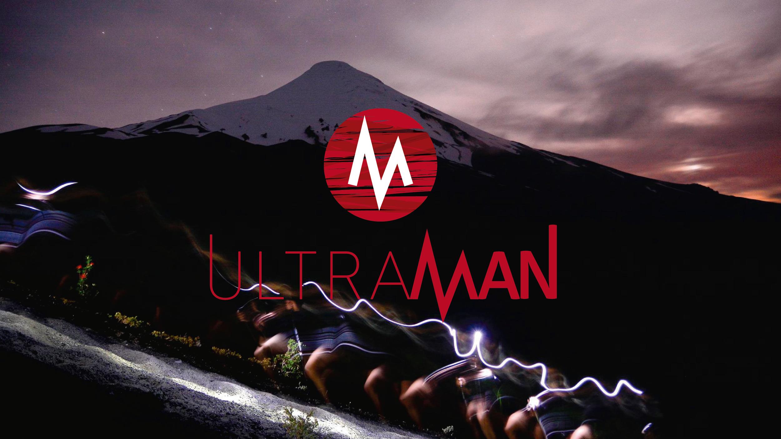- Ultraman es una productora que nace en 2013, cuando un grupo de amigos corredores de Trail Running deciden emprender este proyecto. Todo esto se crea con la ambición de ser más que un proyecto deportivo, buscando ser un motor de desarrollo para el deporte regional, incentivando a través de sus iniciativas la actividad deportiva y la promoción del turismo local.