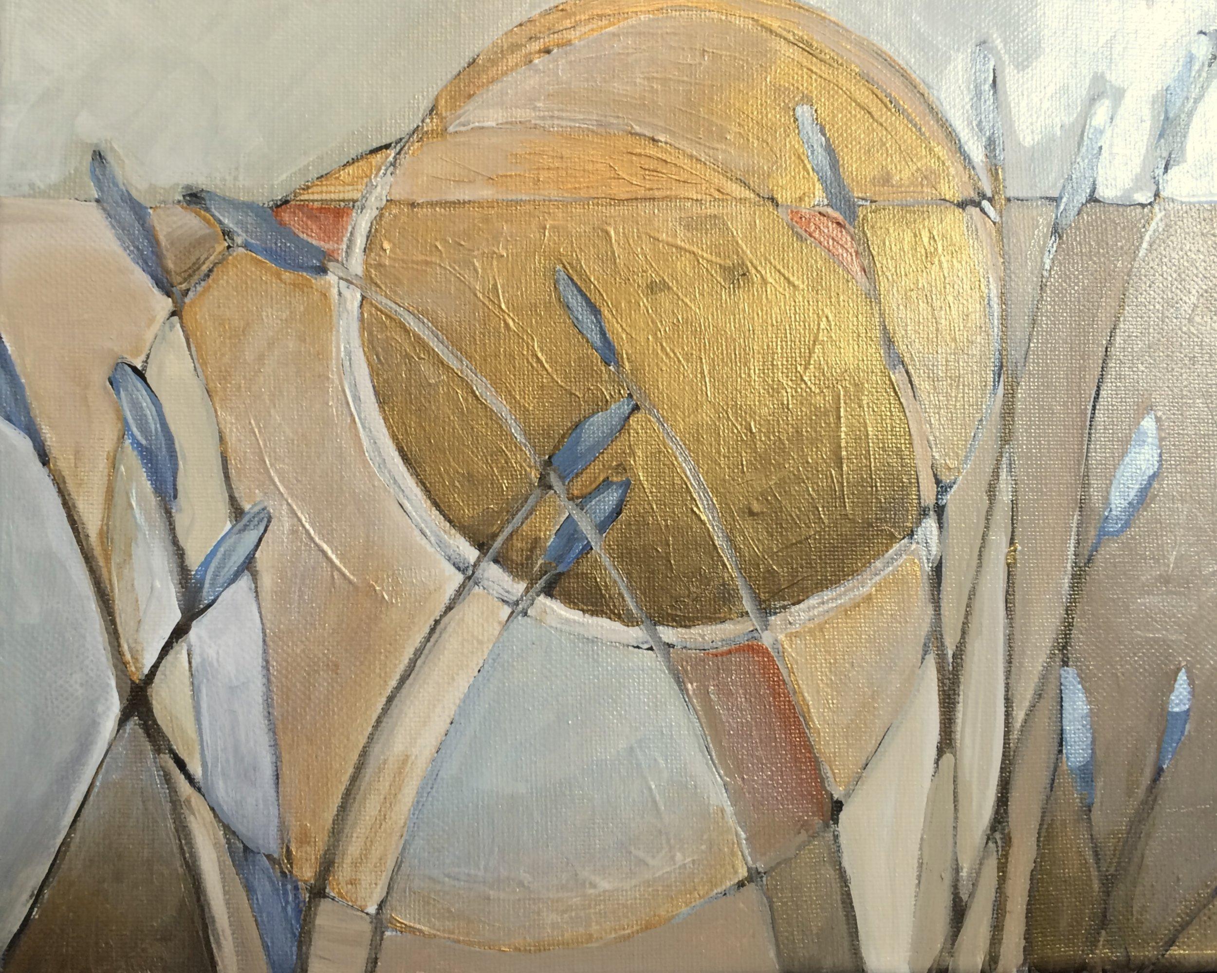 Beneath the Sunrise - Jill Van Sickle