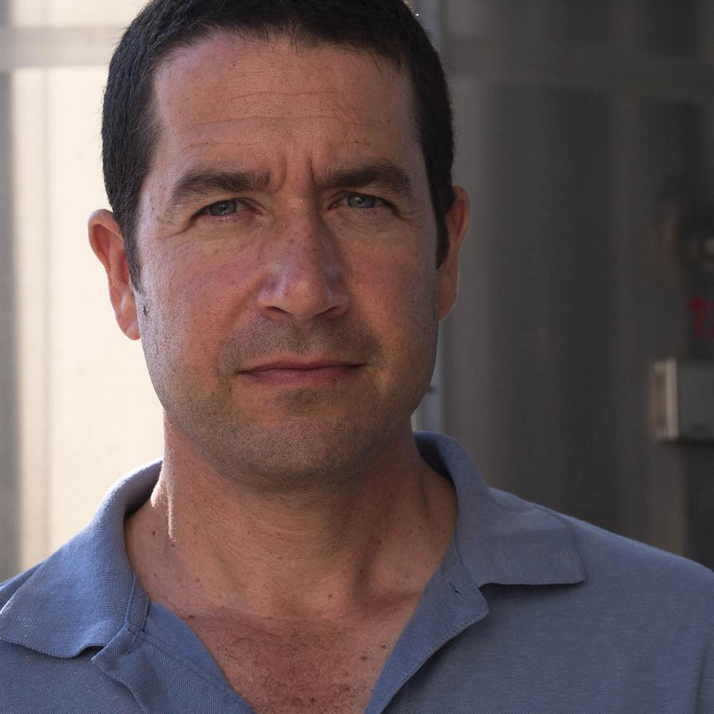 Eran Goldwasser of Yatir Winery.Photo by and © Vision Studio