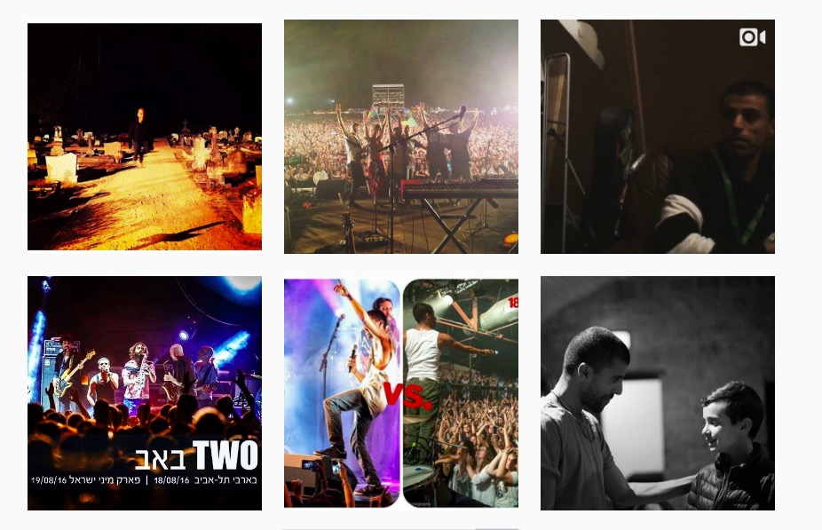 Balkan Beat Box's Instagram feed