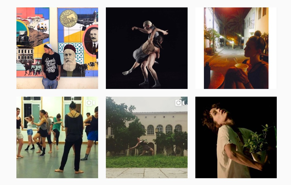 Suzanne Dellal Centre for Dance and Theatre's Instagram Feed
