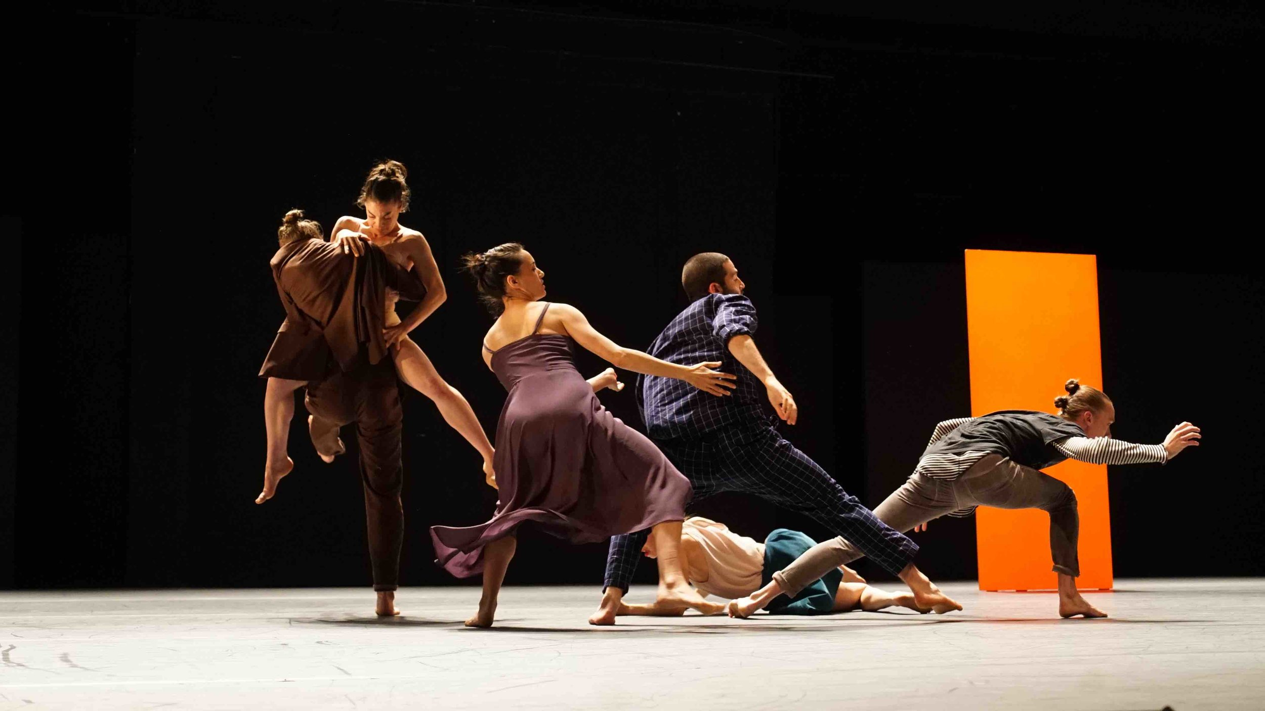 "Ohad Naharin's ""Yag"". Photo by Gadi Dagon, courtesy Batsheva Dance Company"