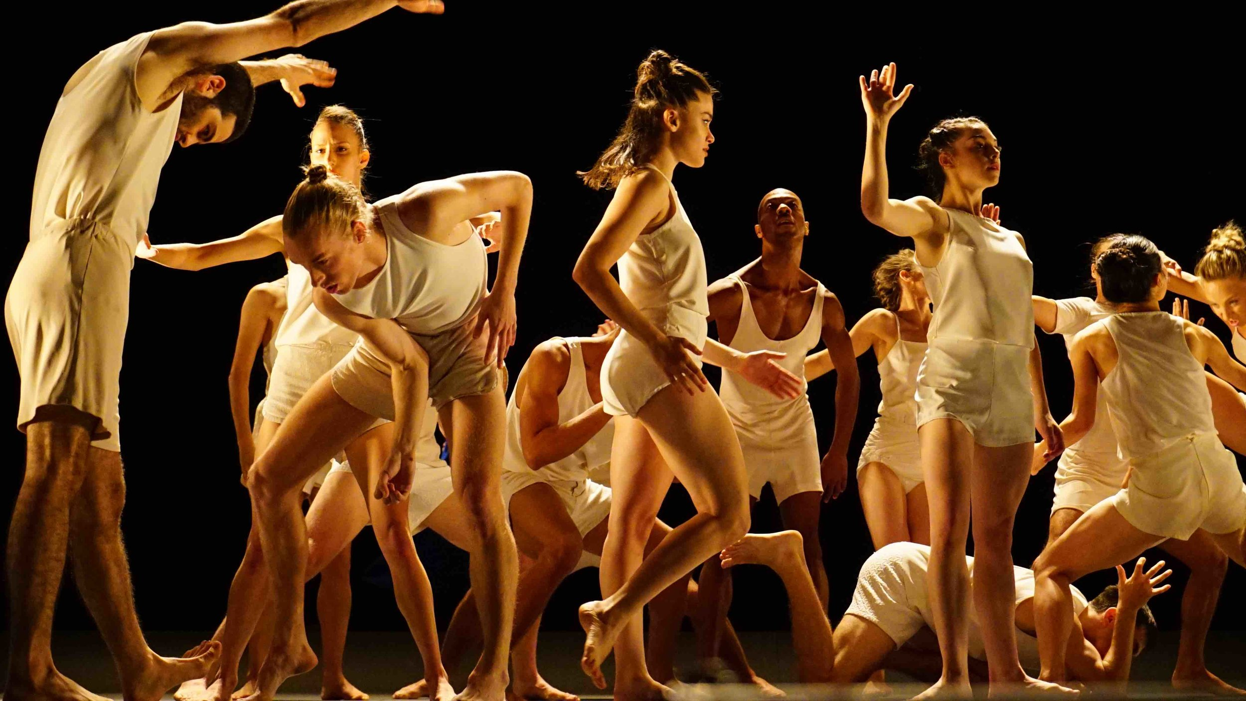 "Ohad Naharin's ""Last Work"". Photo by Gadi Dagon, courtesy Batsheva Dance Company"