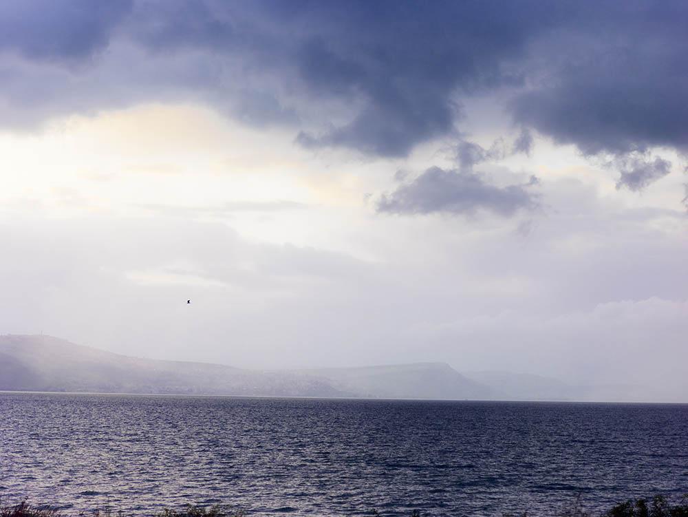 Lake Kinneret, 2012