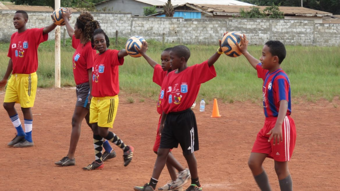Mifalot teaches coaches how to use soccer for social inclusion. Photo: courtesy ISRAEL21c