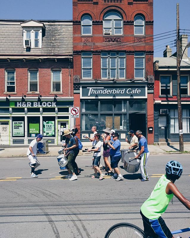 Timbeleza groovin' at Open Streets Pittsburgh. #openstreets #openstreetspgh #timbeleza #vsco #pittsburgh