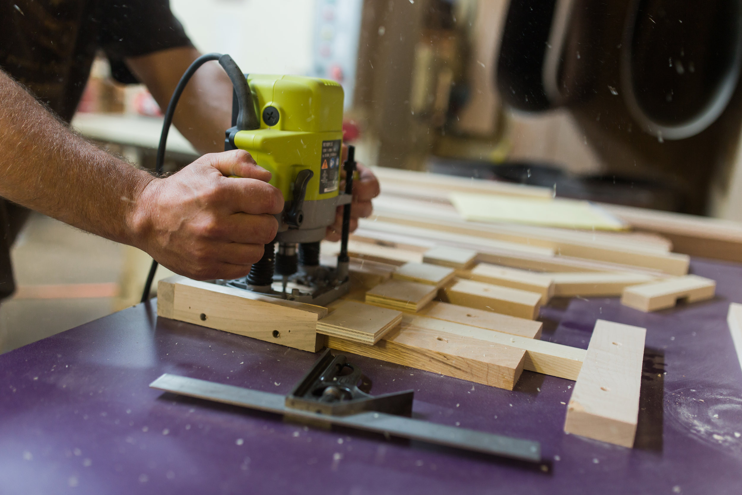 Custom Craftsmanship