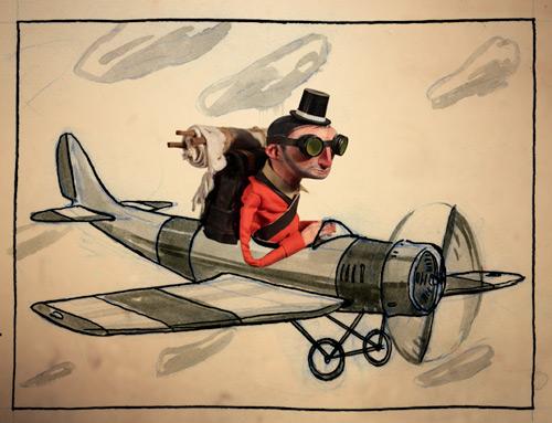 RedNoseStudio_Aeroplane