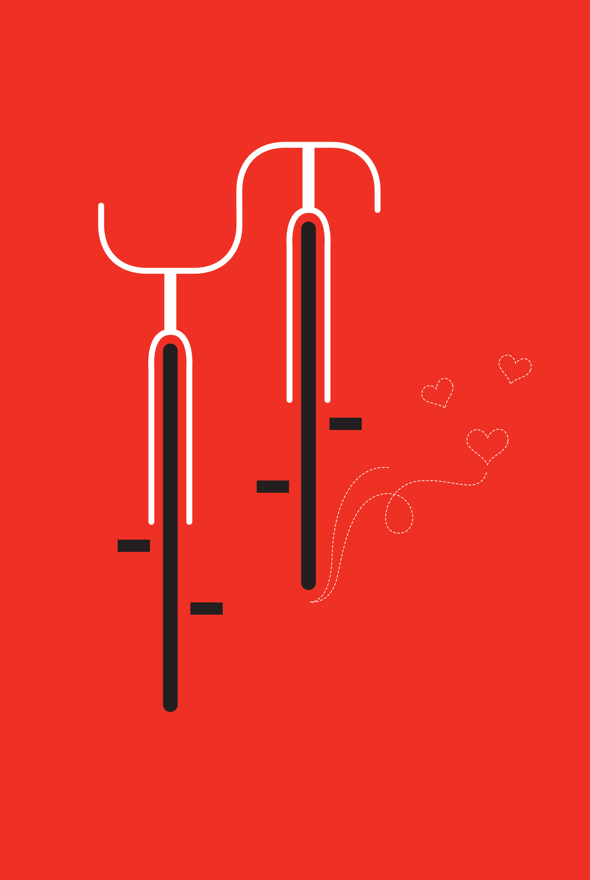 Bicycles in Love