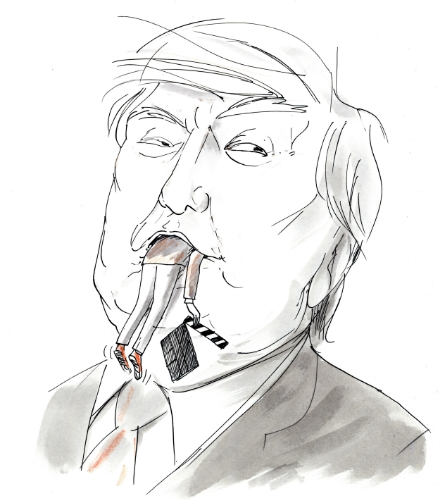 The Rise of the Donald <br> New York Times