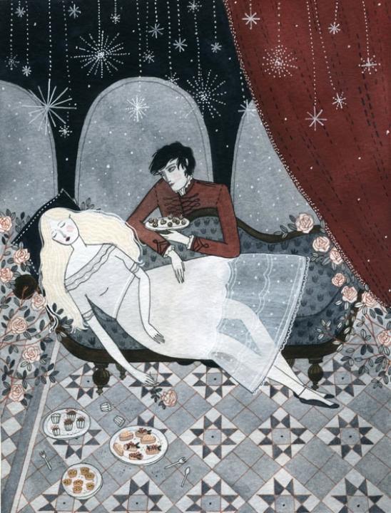 Sleeping Beauty - Fairytale Food <br> Random House (UK)