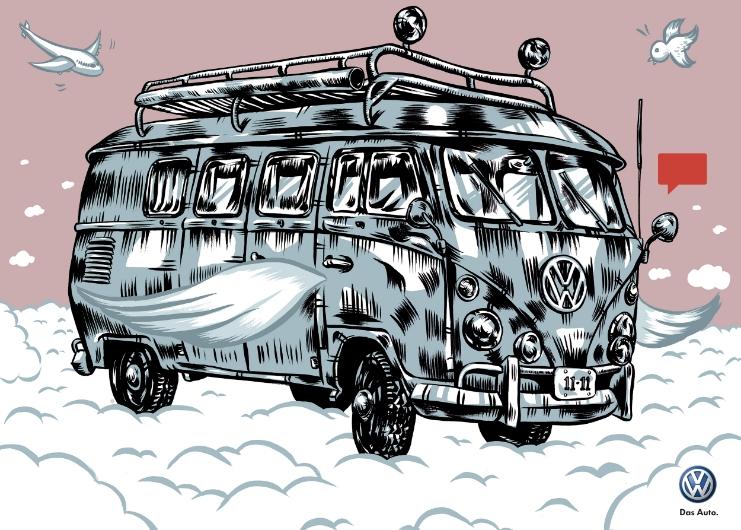 Design the future of your brand <br> Volkswagen