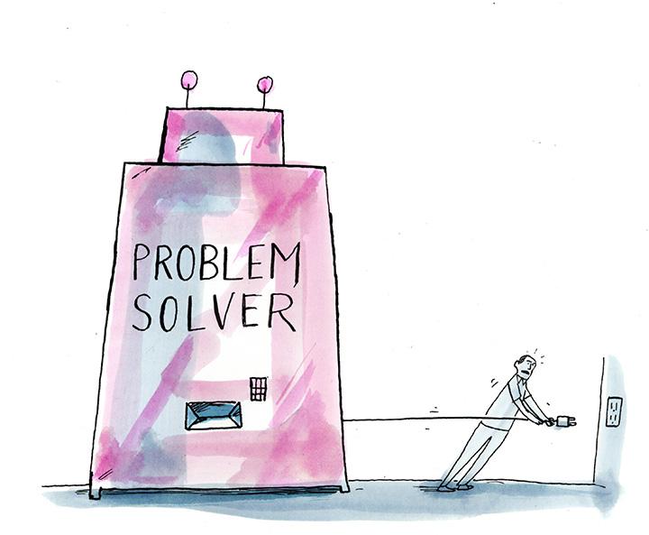 Problem Solver <br> Penn Gazette