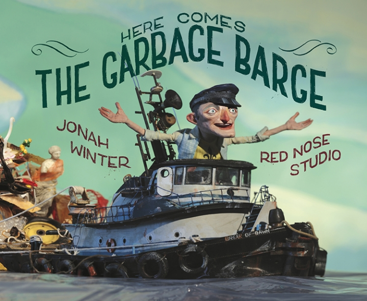 Here Comes the Garbage Barge <br> Schwartz & Wade