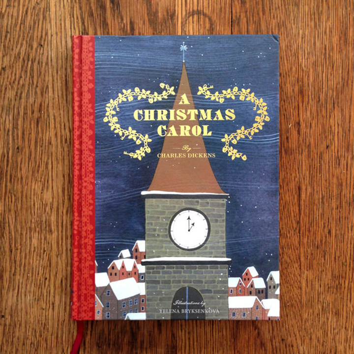 A Christmas Carol <br> Chronicle Books