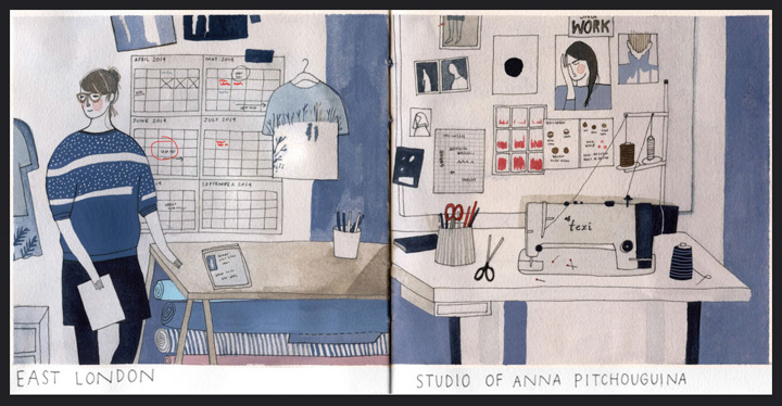 Anna Pitchouguina Studio
