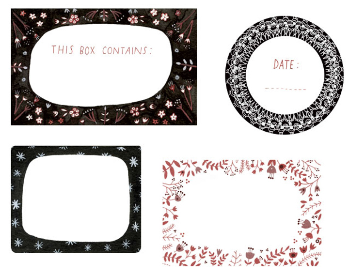 Design Sponge Labels