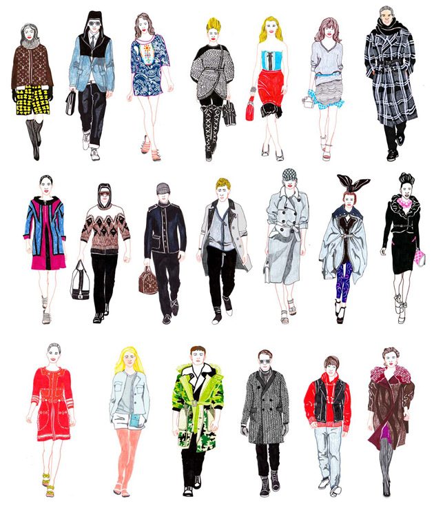 Collections <br> Marc Jacobs LVMH