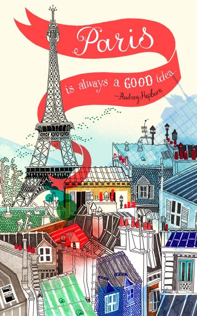 Paris is Always a Good Idea <br> Compendium