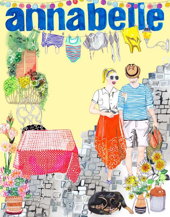 Cover <br> Annabelle Magazine