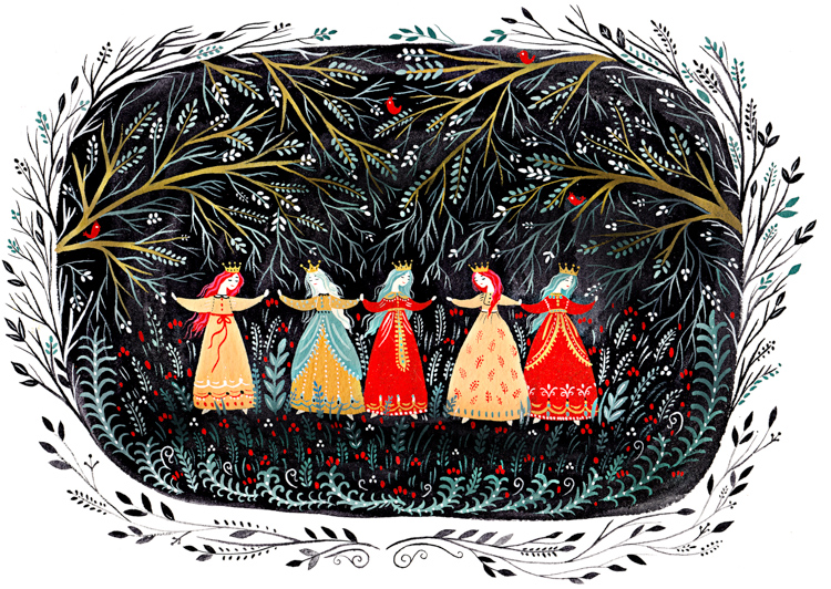 Princess Celebration <br> Personal Work