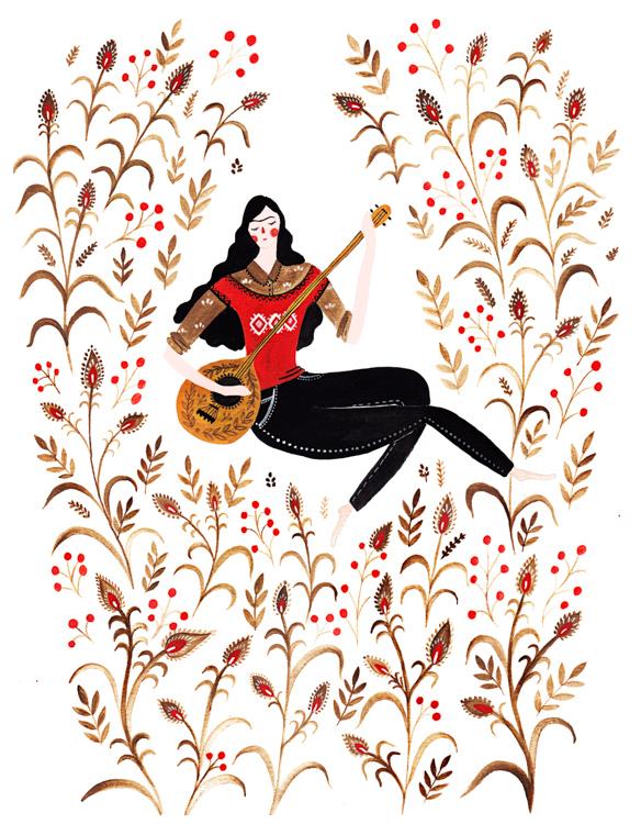 Mandolin Song