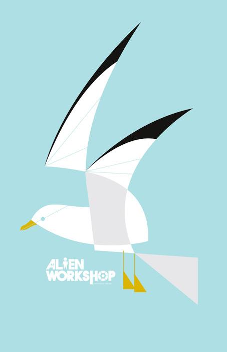 Seagull <br> Alien Workshop