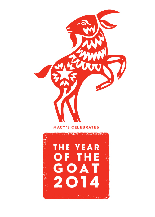 Year of the Goat <br> Macy's
