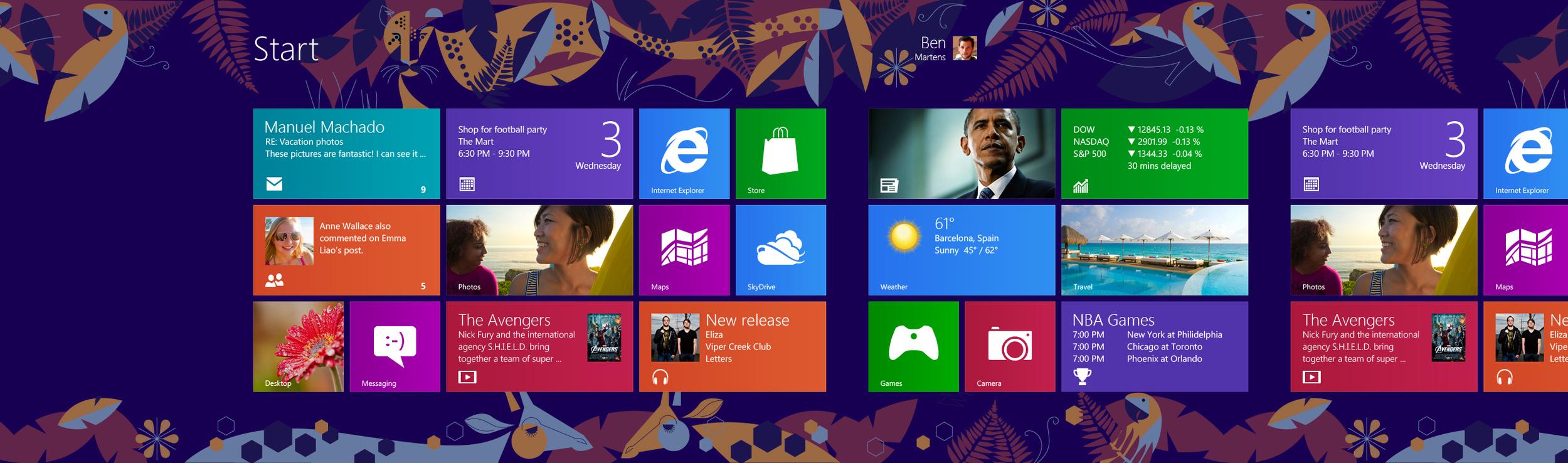 Jungle <br> Microsoft