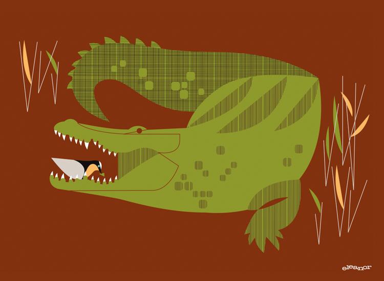 Wild Croc's Helper