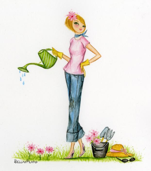 Garden Fashionista <br> Fine Gardening