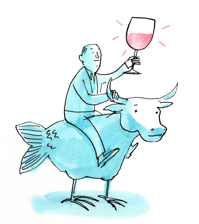Rosé Pairs With Anything <br> Financial Times